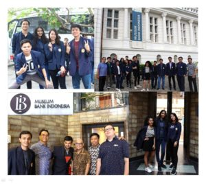 GS FAMErs visited the Museum of Bank Indonesia
