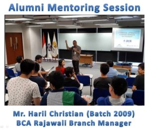 First GS FAME Alumni Sharing Session 2018
