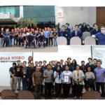 GS FAME Students Visited PT. Sinar Sosro