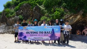 Read more about the article GS FAME Outing to Bali